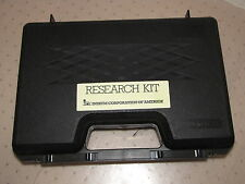 Indium Research Kit incl: Solder Flux #3, #5RMA, #5RA, Alloy #4, #2, #SN62, #201