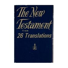 The New Testament From 26 Translations,  curtis vaughan
