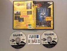 Silver RPG (genre Final Fantasy 7 VII) 1999 PC FR