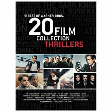 Best of Warner Bros.: 20 Film Collection - Thrillers (DVD, 2013, 20-Disc Set)