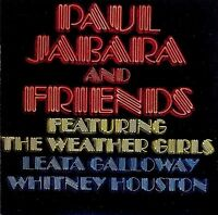 PAUL JABARA & Friends CD - The Weather Girls, Whitney Houston & Leata Galloway