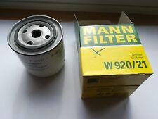 W920/21 ÖLFILTER MANN