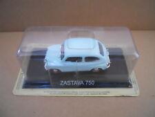 Legendary Cars ZASTAVA 750 FIAT 600 1:43 Die Cast  [MV38-3]