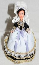 French Breton Doll in Traditional Dress