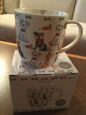The Leonardo Collection 'DOGS' Mug - Brand New in Box