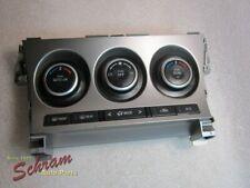 Temperature Control With AC Manual Control Fits 10-11 MAZDA 3 1205975
