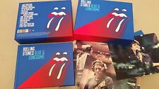 ROLLING STONES BLUE AND LONESOME DELUXE EDITION CD with BOOK and POSTCARD PRINTS