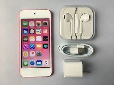 Apple iPod touch 6th Generation Pink (32GB) mint