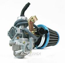 Carburetor & Air Filter For Honda ATC125M FourTrax  TRX125
