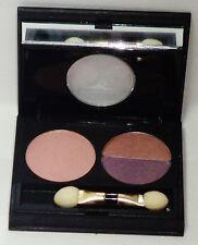 MARIO DE LIUIGI Beauty Pick Up Trio Eyeshadow In Mirror Compact 5768 HTF
