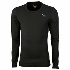 PUMA Long Sleeve Fitness Activewear for Men with Breathable