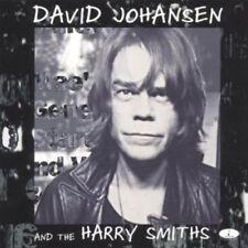 David Johansen and The Harry Smiths : David Johansen & the Harry Smiths CD