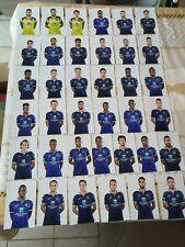 37 photos RSC Anderlecht 2019/2020 10x15 cm Football Belgique