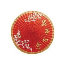 Party Supplies Chinese New Year Parasol Fan