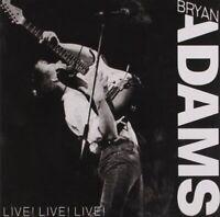 Bryan Adams - Live! Live! Live! [CD]