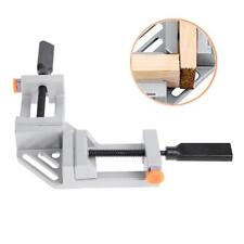 2 Handle 90° Corner Clamp Right Angle Clamp Woodworking Vice Wood Metal Welding