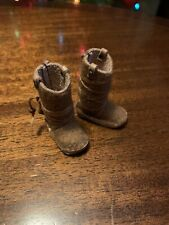 blythe Doll Brown Long Boots