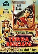 Dvd TERRA BRUCIATA - (1953)  *** A&R Productions *** .....NUOVO