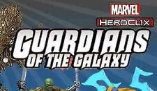 HEROCLIX GUARDIANS OF THE GALAXY Mole Man 063 Chase (Infinity Watch, Z-Virus)