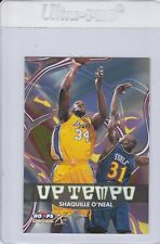 1999-00 Hoops Decade Up Tempo Shaquille O'Neal