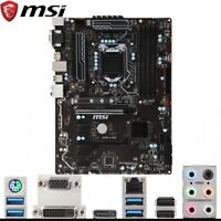 MSI H270-A PRO For Intel 6th 7th Core i7/i5/i3/Pentium/Celeron ATX Motherboard