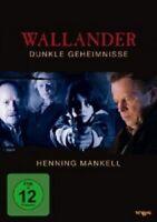HENNING MANKELL - WALLANDER: DUNKLE GEHEIMNISSE (KRISTER HENRIKSSON/+) DVD NEW