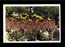 Borussia Dortmund Europapokalsieger Bergmann Sammelbild 1966-67 Nr. 6 + A 156482