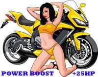 +25BHP PERFORMANCE RACING CHIP POWER BOX YAMAHA FZ6 S2 STAGE 3 EXTREME POWE