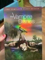 The Vampire Diaries The Complete First Season (DVD, 2010, 5-Disc Set)
