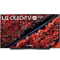 """LG 55"""" Class 4K (2160P) Smart OLED TV (OLED55C9AUA)"""