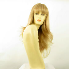 Parrucca donna lunga  biondo chiaro mechato biondo medio : virginie 27t613