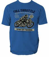 T Shirt Biker Motorcycle Mens Motorbike Bike New Alpinestars S Top Racing S-3XL