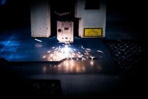 CNC Fiber laser cutting service