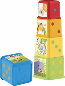 Fisher-Price CDC52 Stack and Explore Blocks