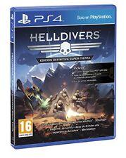 Juego Sony PS4 Helldivers Pgk02-a0018261