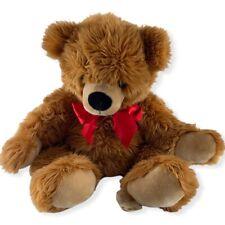Steiff Teddybär 013874 ca. 65 cm mit Fahne + Schild ST7