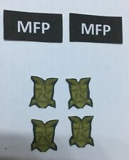 Kit Stickers Adhesivos AutoArt Mad Max Interceptor  1/18 Tuned Versión Upgrade