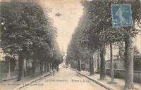 LAIGNES - (Côte d'Or) - avenue de la Gare - Editions Martin-Richard - C.Courtois
