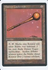 Magic the Gathering MTG Tawnos's Wand German Renaissance FBB Tawnos' Zauberstab