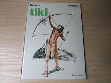 TIKI - BERARDI/MILAZZO - set 1980 - 1° edizione isola trovata - L1 -