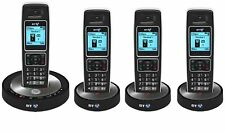 BT 6510 Quad Digital Cordless Telephone with Answering Machine & Speaker Phone
