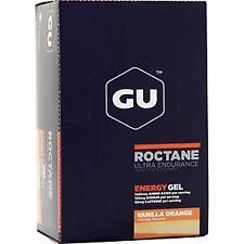 Gu Roctane Ultra Endurance Energy Gel Vanilla Orange 24 pckts