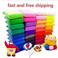 36 Bright Color Air Dry Super Light DIY Clay Craft Kit Modeling Clay Artist Toys