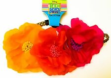 Disney Channel Teen Beach Movie Island Flowers Headband Hair Band Hawaiian RARE