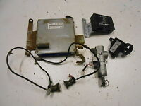 Set Steuergeräte Schließzylinder Schlüssel Nissan Primera P11 Bj.1997-1999
