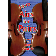 More Airs for Pairs Book : Matt Seattle