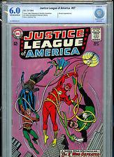Justice League of America #27 Dc Comics Jla Silver Age Cbcs Graded 6.0 1964