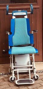 S30 AAT Scalamobil Treppensteiger elektrisch mit Stuhl Alber Top Zustand