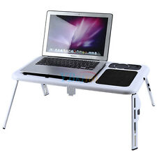 Portable Foldable Laptop Computer Desk Bed Sofa Stand Tray Table Homework Game