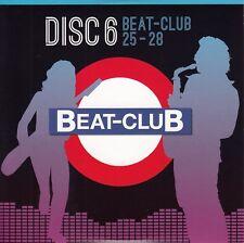 Beat-Club / Disc 06 / Sendung 25-28 / 1967 + 1968 / DVD von 2015 / Neuwertig !